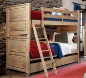 детская двухъярусная кровать Лермонт