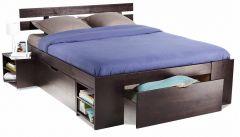 кровать деревянная Вьюга