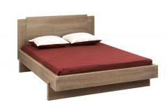кровать с полками Твид