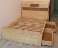 кровать деревянная Бонлорд
