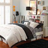 кровать деревянная Вильямсбург +нижний стеллаж