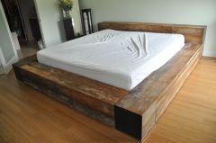 кровать из дерева Брашоун