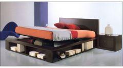 кровать деревянная Штутгарт