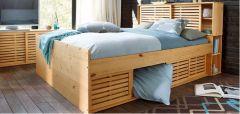 деревянная кровать Новые Рубежи