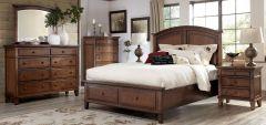 деревянная спальня Сегаджа