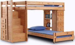 кровати двухъярусные Джек