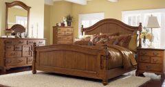 деревянная спальня Патернио