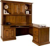 стол деревянный угловой Окленд