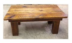 деревянный кофейный столик Овалон
