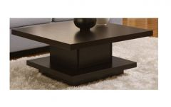 деревянный кофейный столик Холстим